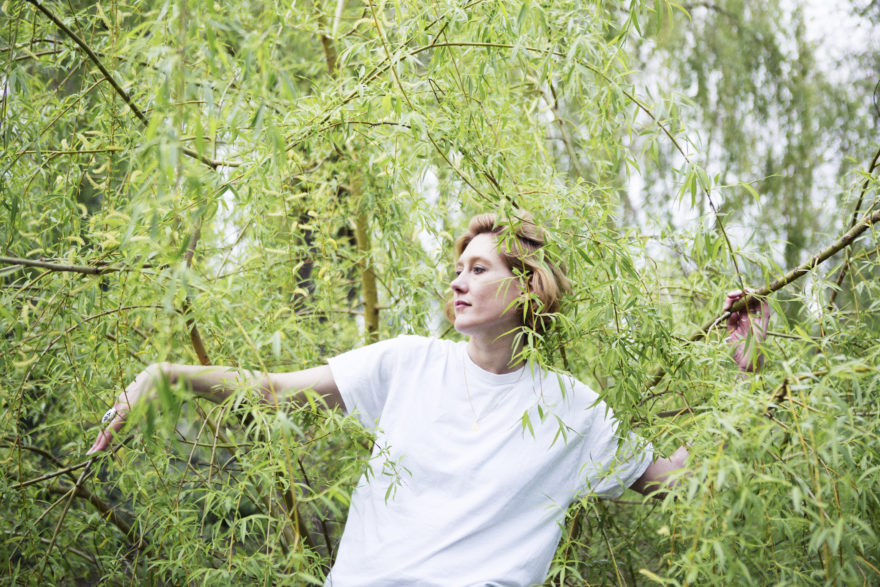 Karen Gwyer by Jackie Dewe Mathews