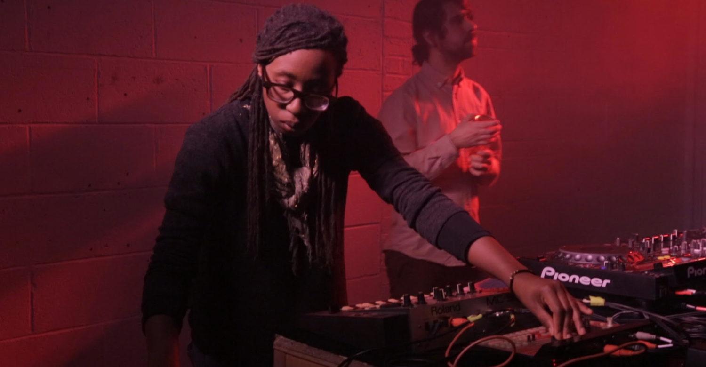 NVA x Eastern Bloc Nuit Blanche: «Technofuturisme» en Vidéo