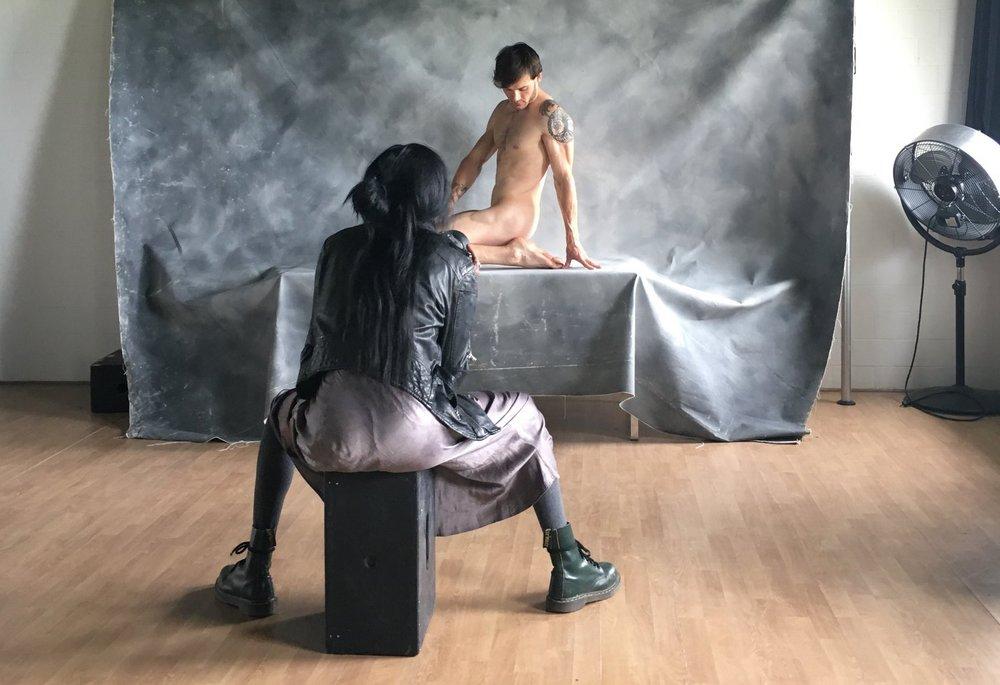 In Spirit: le corps dans l'art