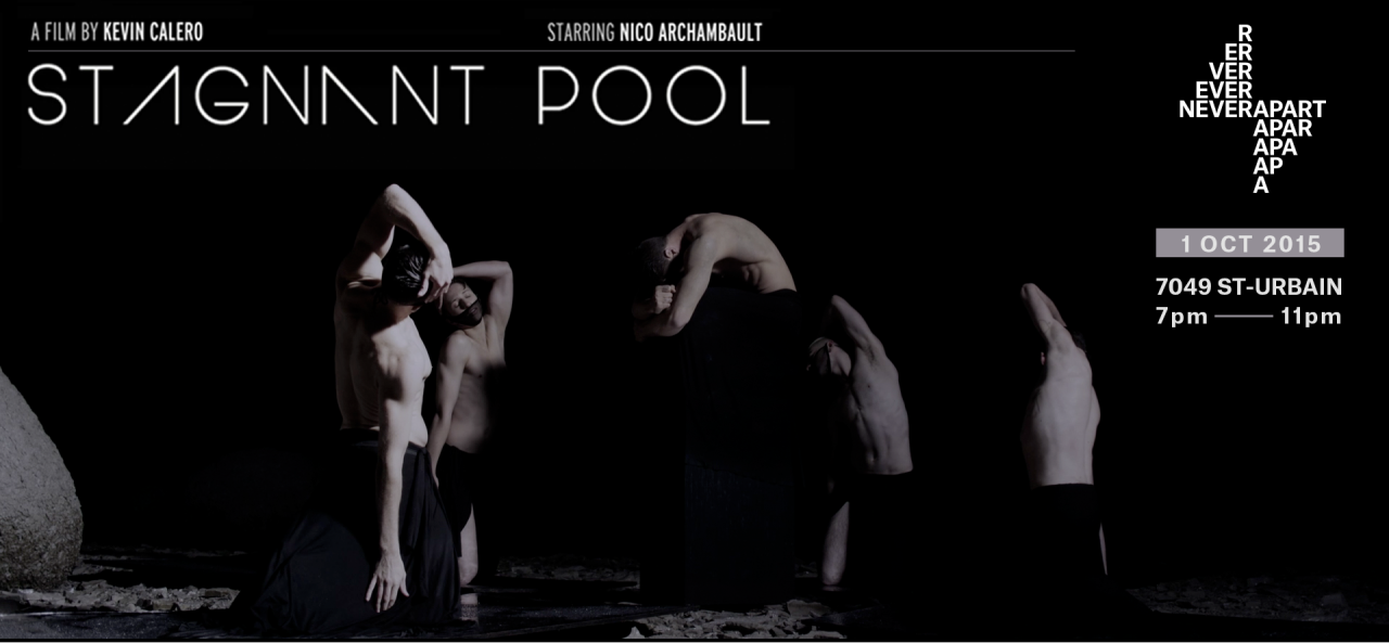 Stagnant Pool Screening: A Film By Kevin Calero