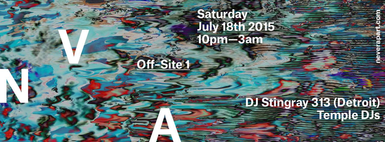 NVA Off-Site 1: DJ Stingray / Temple DJs