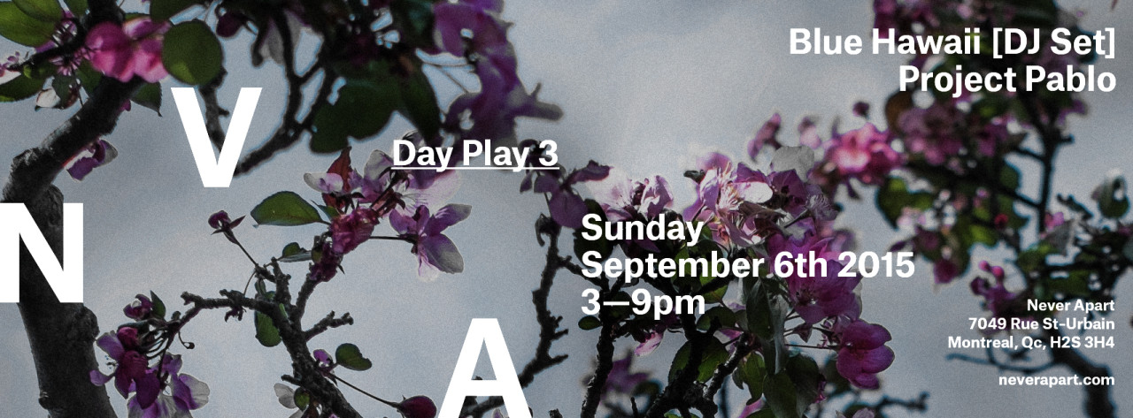 Day Play 3: Blue Hawaii [DJ Set] / Project Pablo