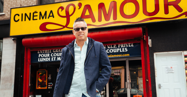 NVA Q&A: Steve Koltai [Cinema L'Amour]