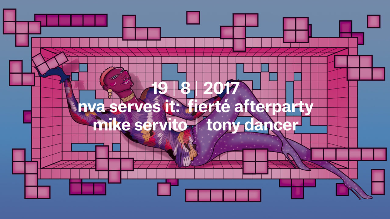 NVA Serves It: Fierté Afterparty