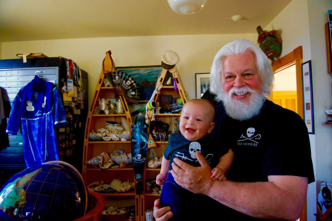 A Conversation With Ocean Conservationist Paul Watson