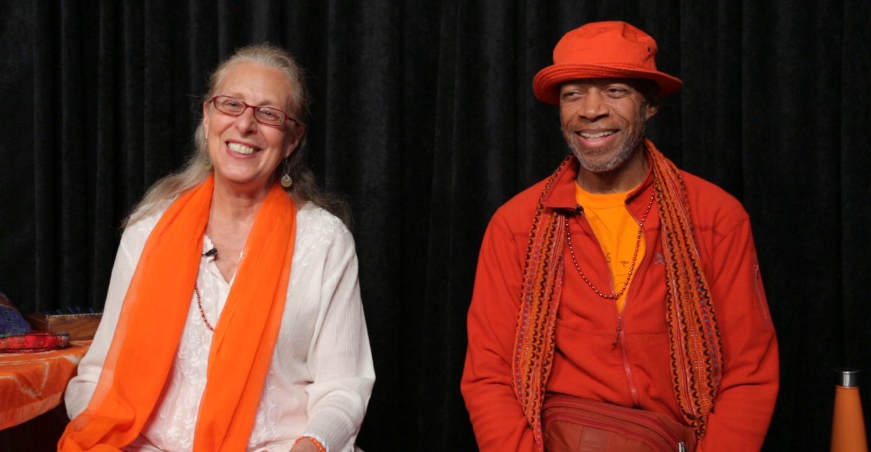 Laraaji & Arji OceAnanda: Q&A
