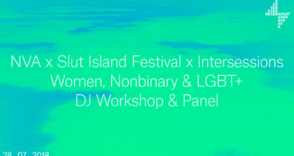 Slut Island Creates Space for Marginalized Artists in the