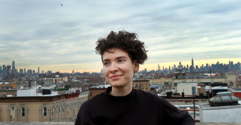 Crying on the Dancefloor: Meet Hunter Lombard
