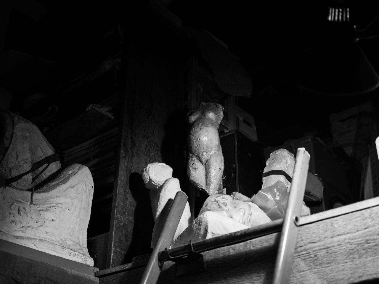 In Spirit : The philosopher sculptor