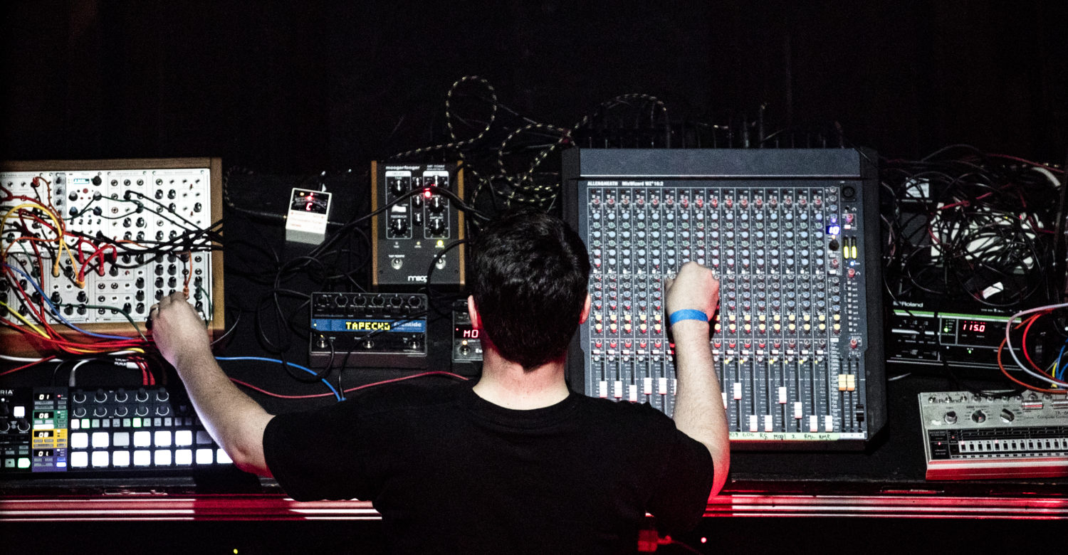Discover Sonic Circuits: MUTEK's new synth and pedal showroom hosted at Never Apart