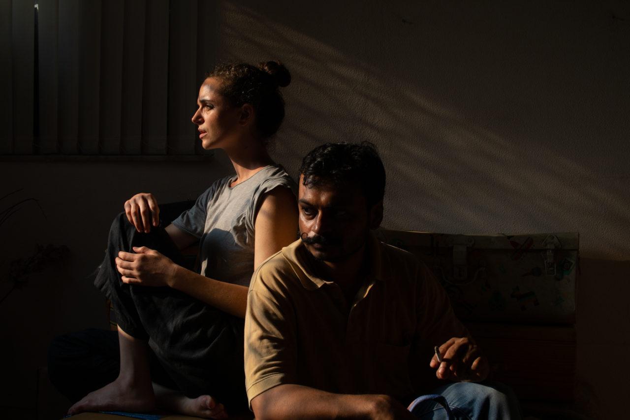 In Spirit: Self-portrait Through India