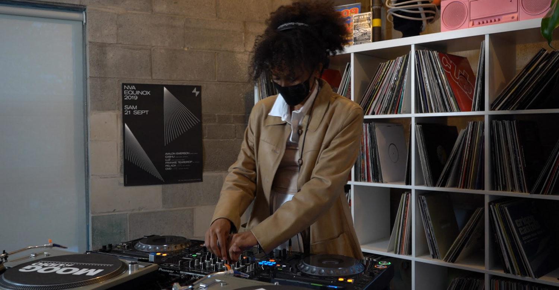 Ouri DJ set Equinox 2020