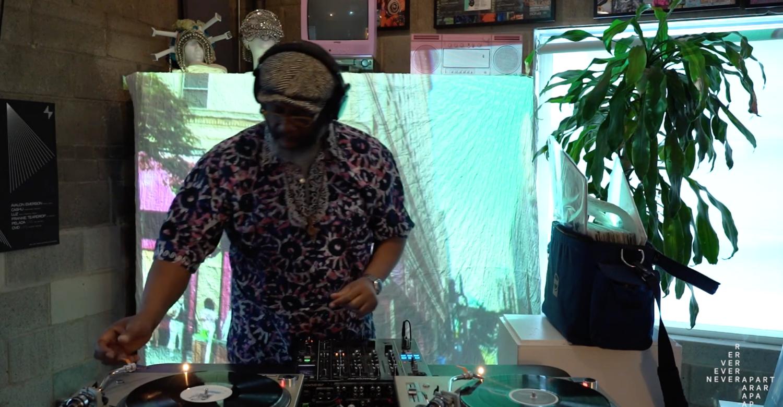Afternoon Delight Series: DJ Andy Williams (DJ Set)